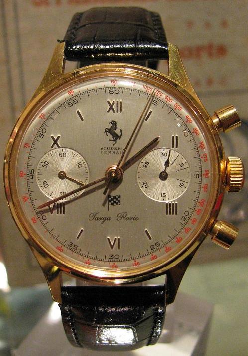 orologio ferrari oro