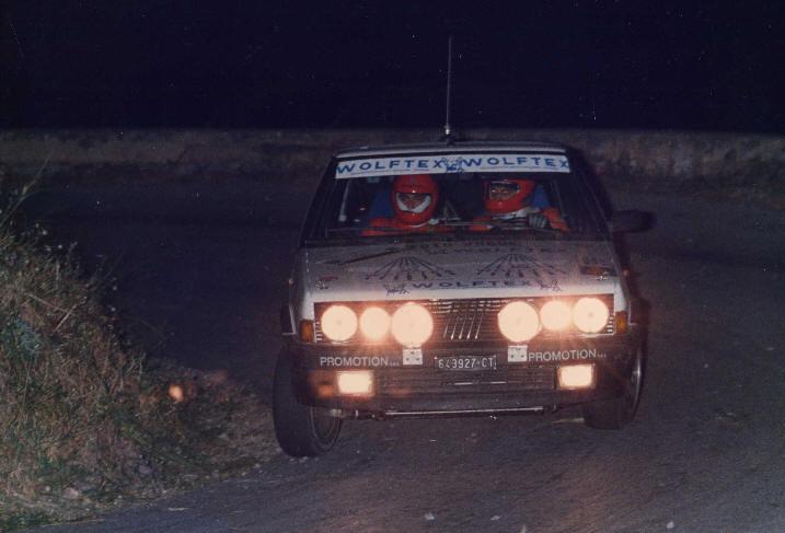 70 Targa Florio Rally Di Sicilia 1986